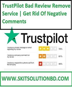 Trustpilot Bad Review Remove