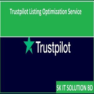 Trustpilot Listing Optimization