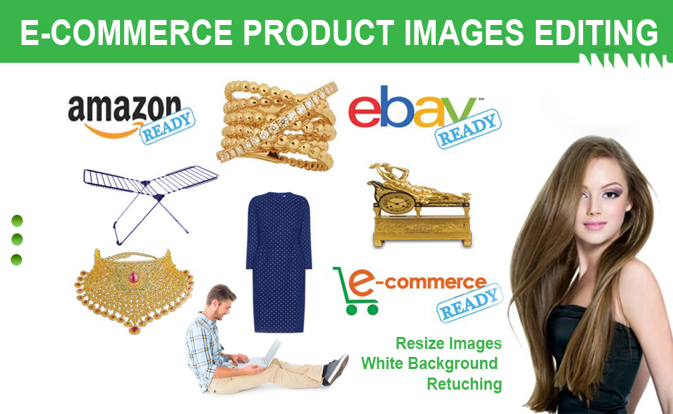 ecommerce product photo editing