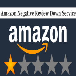 Amazon Negative Review Down