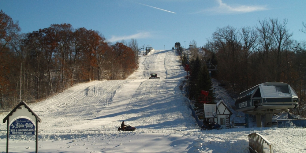 Alpine Valley Resort Ski Wisconsin