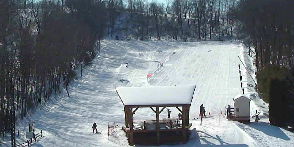 Christmas Mountain.Christmas Mountain Village Ski Wisconsin