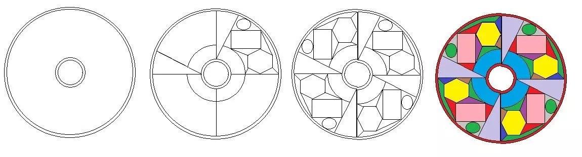 anleitung zum zeichnen von mandalas vorlagen zeichnungen und anleitungen. Black Bedroom Furniture Sets. Home Design Ideas
