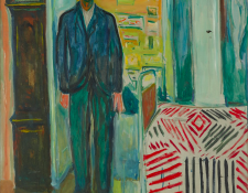 edvard-munch-between-the-clock-and-the-bed-in-pictures