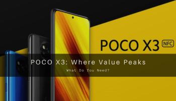 Xiaomi Poco X3 Cover Image