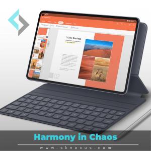 Huawei HarmonyOS Event: Harmony in Chaos