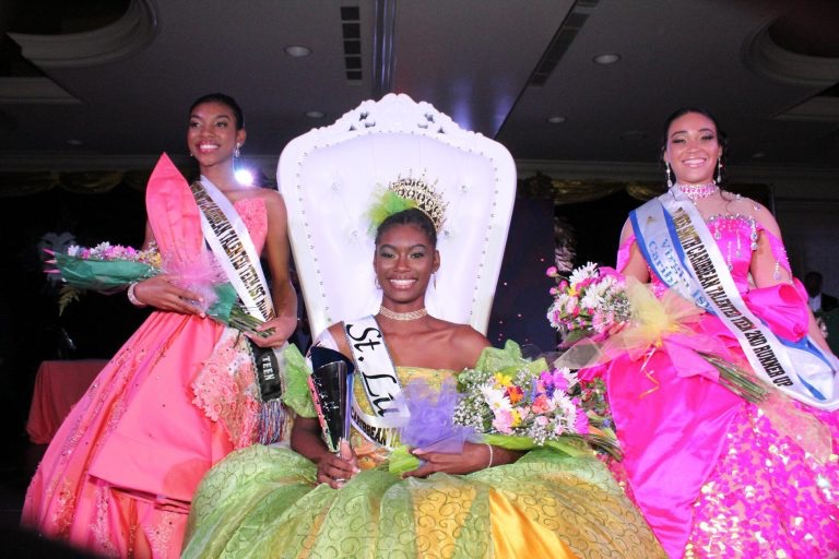 Haynes Smith Miss Caribbean Talented Teen International