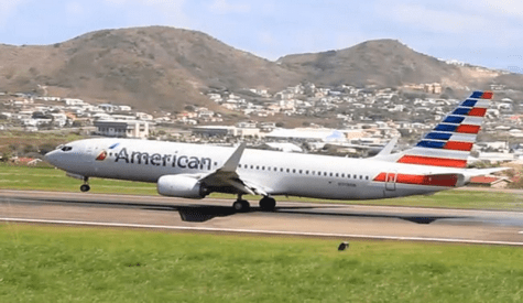 Airlift Update out of St. Kitts