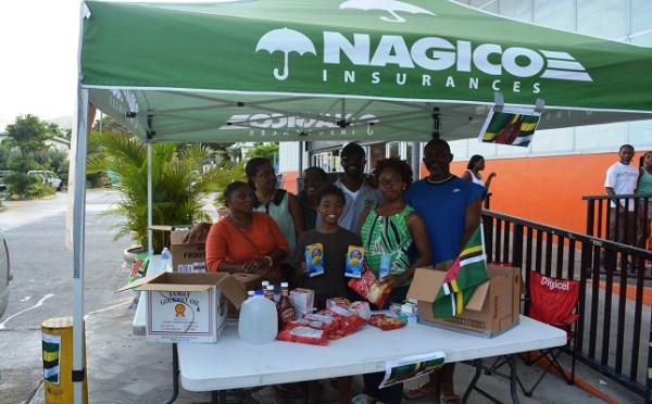 SKNVibes | NAGICO Makes Commitment To Help Dominica Recovery