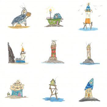 9 Little Lighthouse Odds 300 HP