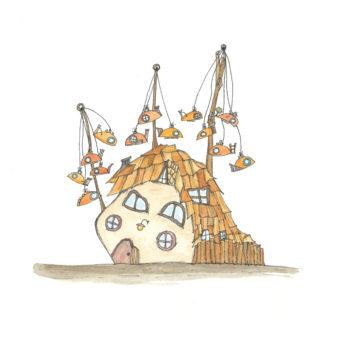 Livia´s Mermaid House 800x800