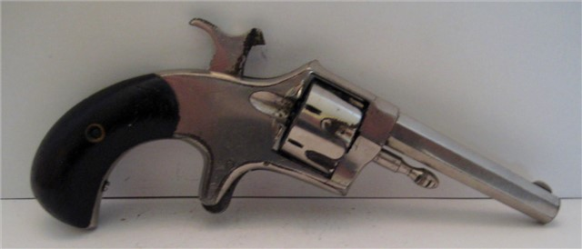 Hopkins & Allen XL No 1 .22 Revolver