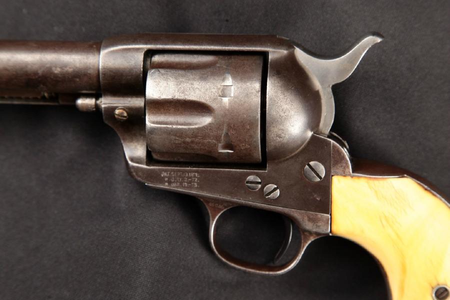 Colt 1873 SAA .45  1887