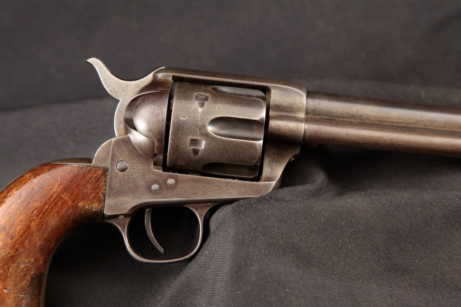Colt 1873 SAA London Pall Mall
