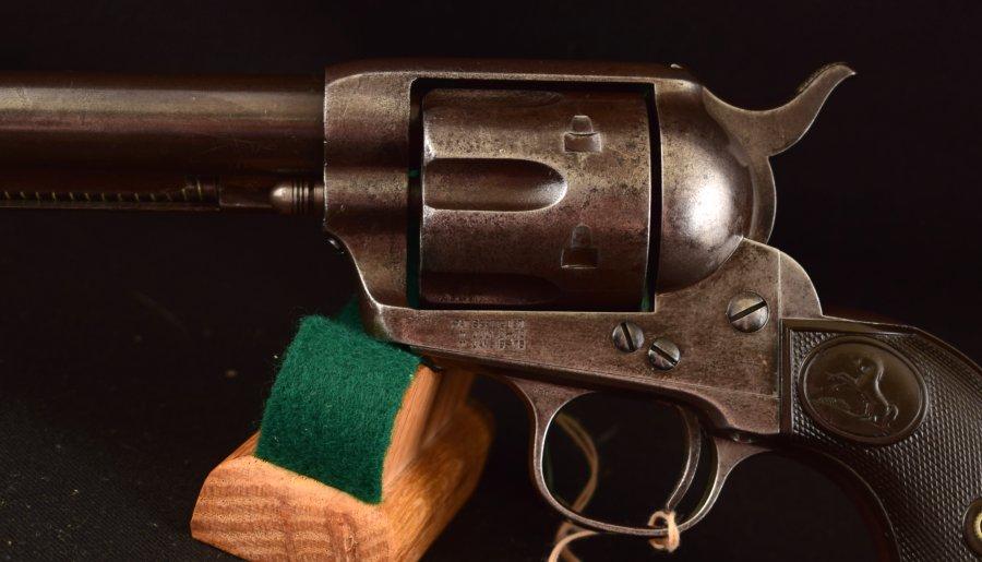 Colt Single Action 45 Long Colt