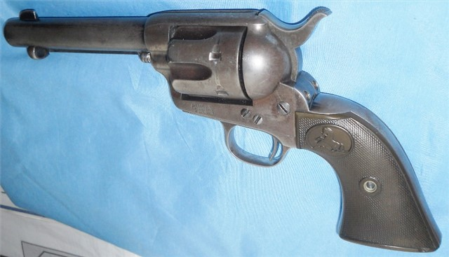 COLT SINGLE ACTION     41 LONG COLT