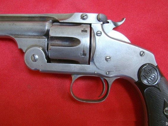 Smith & Wesson New Model 3 44 RUSSIAN