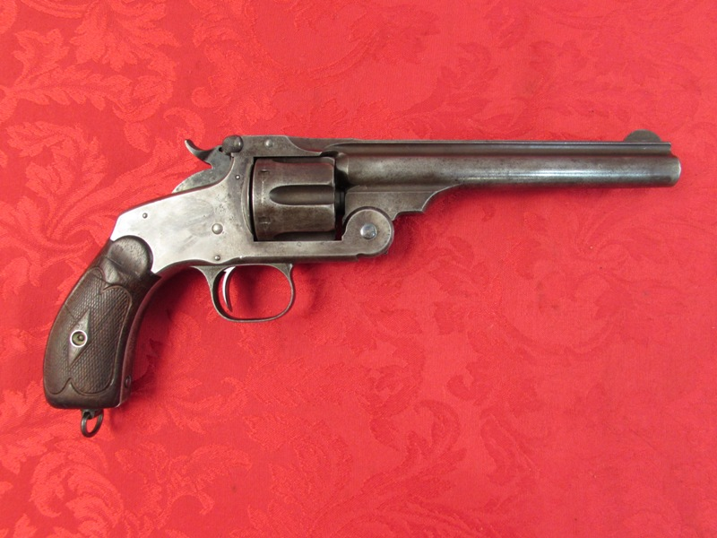 Smith & Wesson New Model 3 Turkish Delivery 44