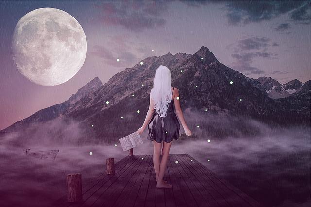 månen og kvinnens syklus