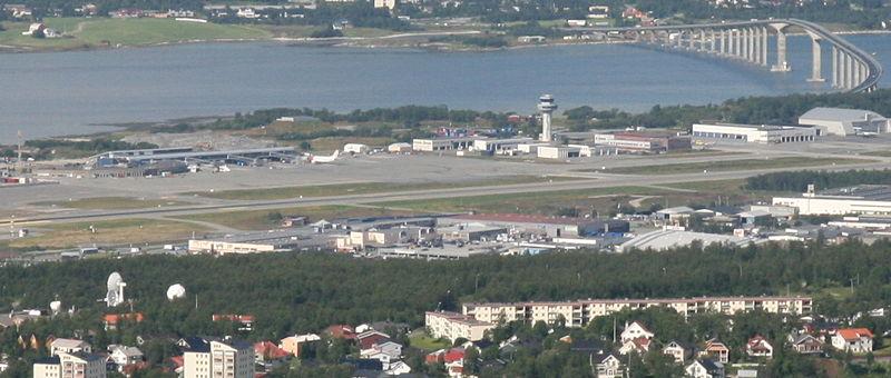Tromsø  lufthavn  Bardufoss?