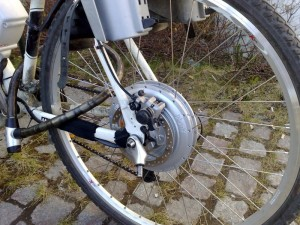 Sykkelmotor