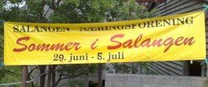 I Salangen tar sommaren slutt i morgon.