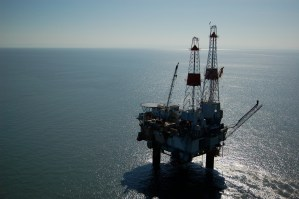Oljeindustrien  skvisar  oss