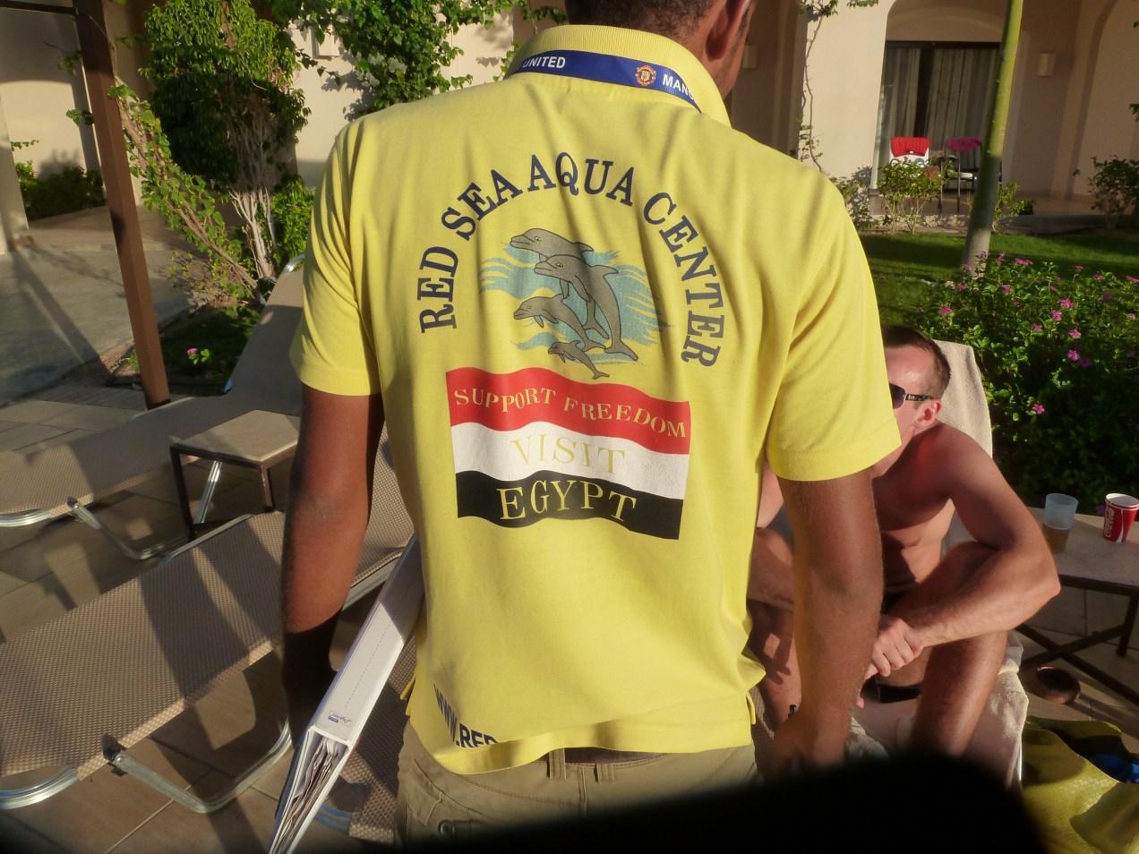 Support freedom visiy egypt