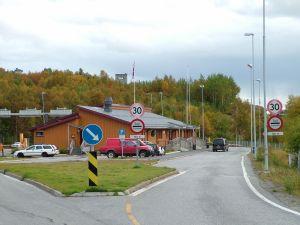 Grensa mellom Noreg og Russland - Storskog