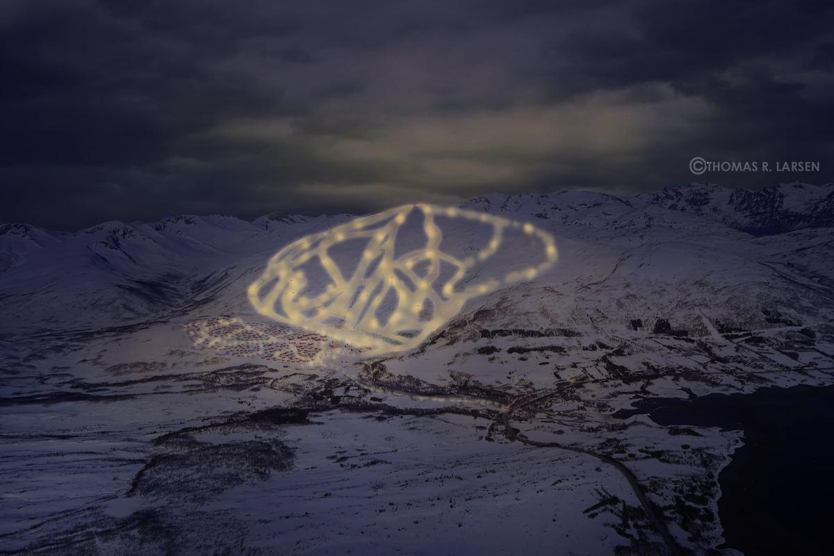 Lyset frå Finnheia