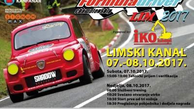 Formula driver - Lim 2017