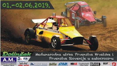 Autocross 1. Nagrada Gambetića 2019