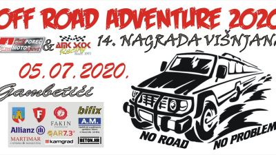Off Road Adventure 2020 - 14. Nagrada Višnjana
