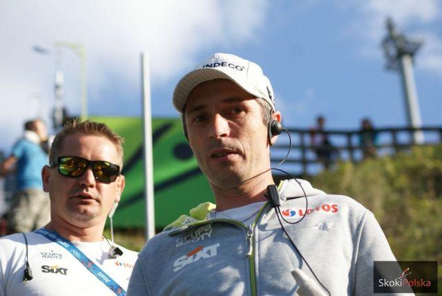 Grzegorz Sobczyk i Łukasz Kruczek, fot. Bartosz Leja