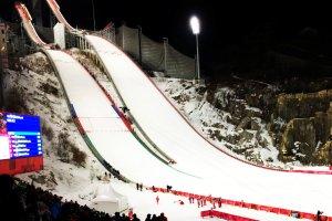 Kompleks skoczni olimpijskich w PyeongChang