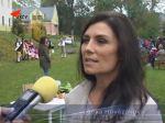 Školní zahradní slavnost ke stým narozeninám ČR