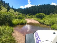 Jeep water crossing rubivike rubicon excursion adventure experience
