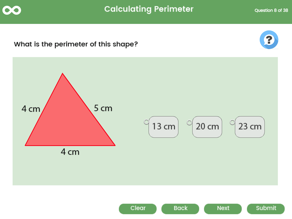 How To Find Perimeter And Area Ks2