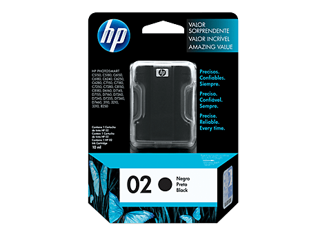 HP Cartridge 02