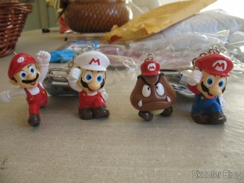 Chaveirinhos do Mário