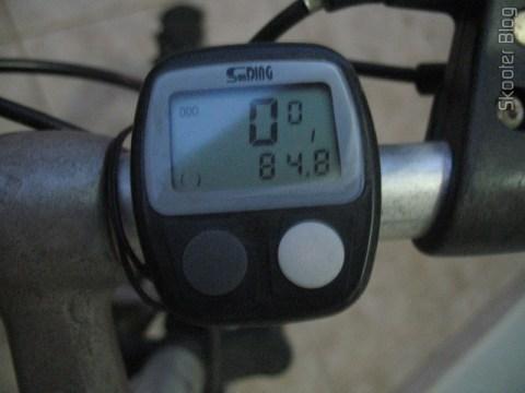 Velocímetro Eletrônico de Bicicleta