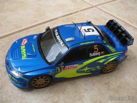 Subaru Impreza WRC2008 da Auldey