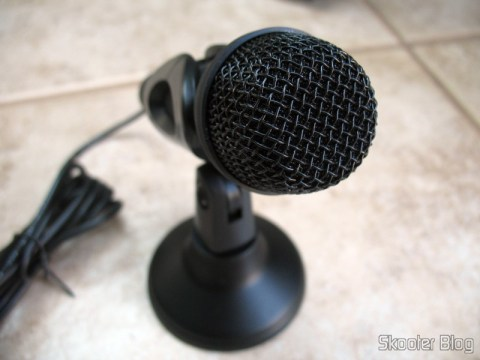 Microfone Dinâmico Hi-Fi para PC da AOVES