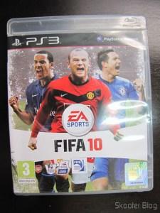 Fifa 10 para PS3