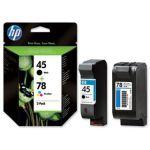 HP 45 e HP 78