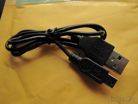 Cabo de carga USB para Mini USB