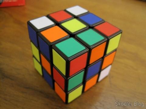 Cubo Mágico de Alta Qualidade e Velocidade 3x3x3