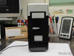 USB Mini Fridge and Heater (USB Mini Cooling Fridge)