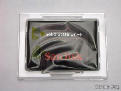SSD 64GB 2.5 polegadas Sandisk ((SanDisk) SSD SDP 64GB 2.5-inch Solid State Drive CHP-103695)