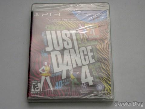 Just Dance 4 (PS3), ainda lacrado